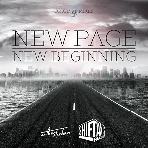 New Page – New Beginning
