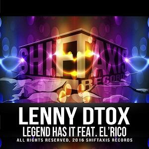 Legend Has It feat. el'Rico