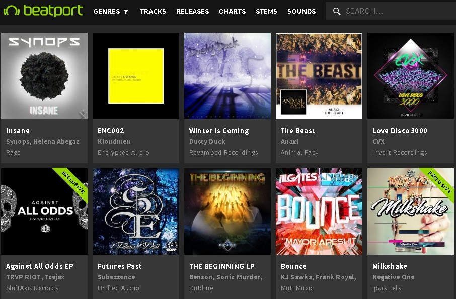Against All Odds Featured On Beatport