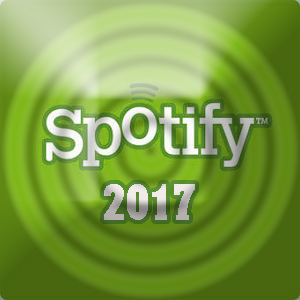 Spotify 2017 Releases