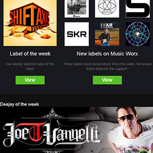 Music-Worx Featured Label