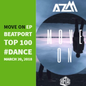 Move On EP On Beatport Top 100