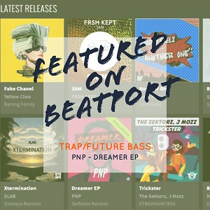 Dreamer EP Featured on Beatport