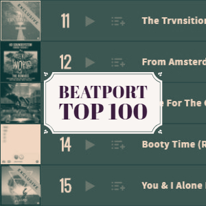 The Trvnsition EP Beatport Top 100