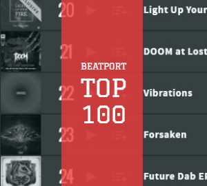 Light Up Your Fire Beatport Top 100