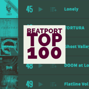 Lonely Beatport Top 100