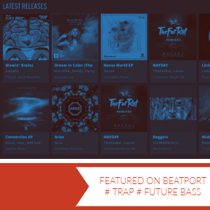 Arise Featured On Beatport