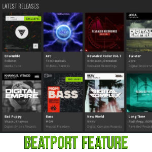 Beatport Feature
