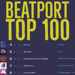 Let's Go Beatport Top 100