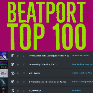Reflect Beatport Top 100
