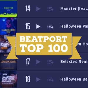 Monster feat. Emiley Stans Beatport Top 100